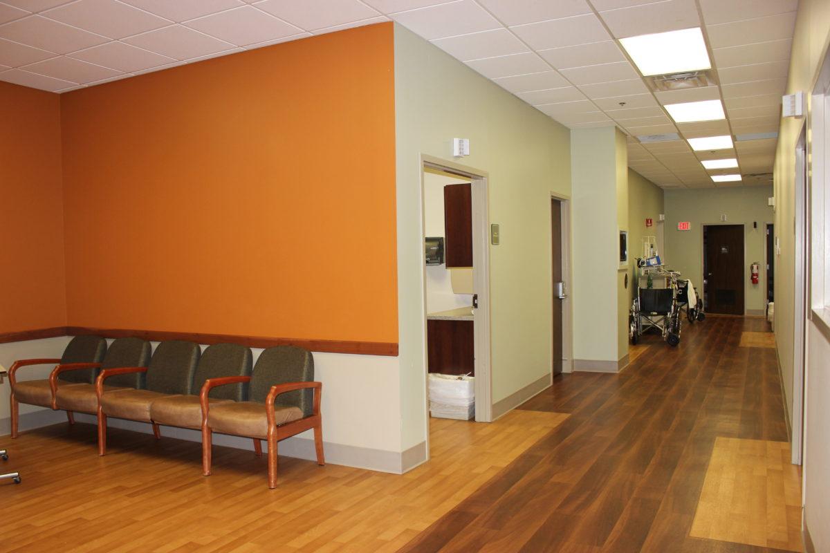 Clermont Mercy Hospital Cardiac Testing 1