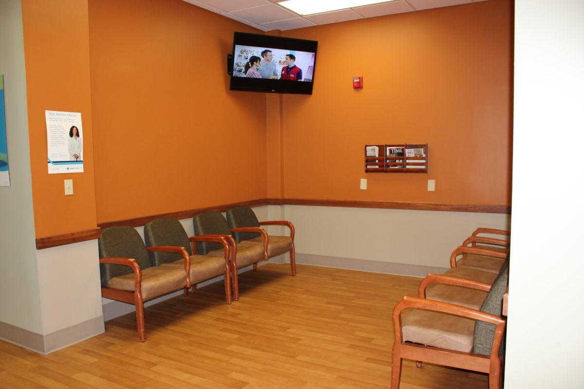 Clermont Mercy Hospital Cardiac Testing 2