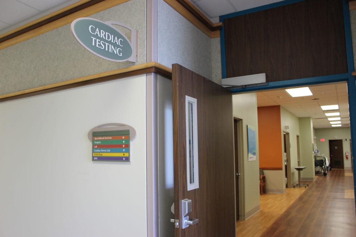 Clermont Mercy Hospital Cardiac Testing 5