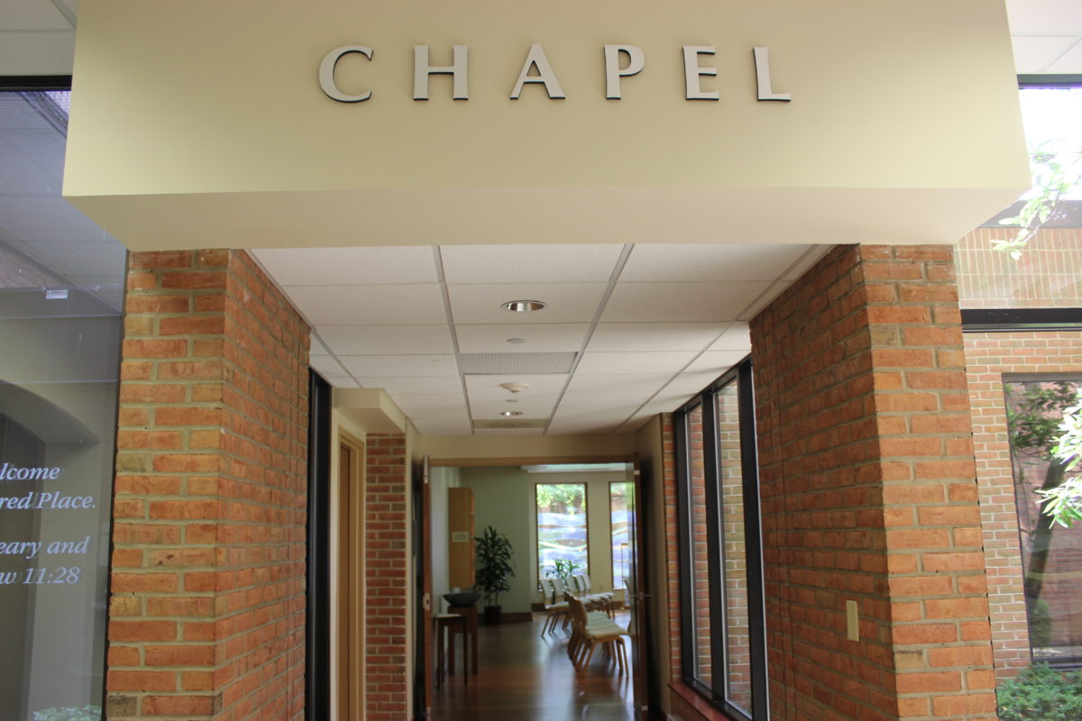 Clermont Mercy Hospital Chapel 5
